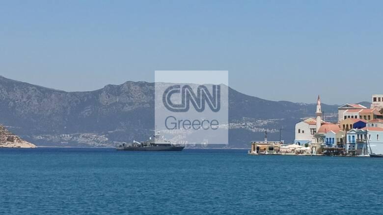 Αποστολή CNN Greece: Ηρεμία στο Καστελόριζο παρά την ένταση στα ελληνοτουρκικά