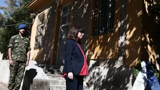 Κατερίνα Σακελλαροπούλου: Σήμερα είναι μια μέρα τιμής και μνήμης για όλους αυτούς που αγωνίστηκαν