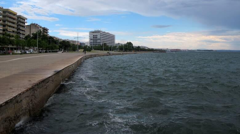 Θεσσαλονίκη: Εντοπίστηκε σορός άνδρα στη Νέα Παραλία
