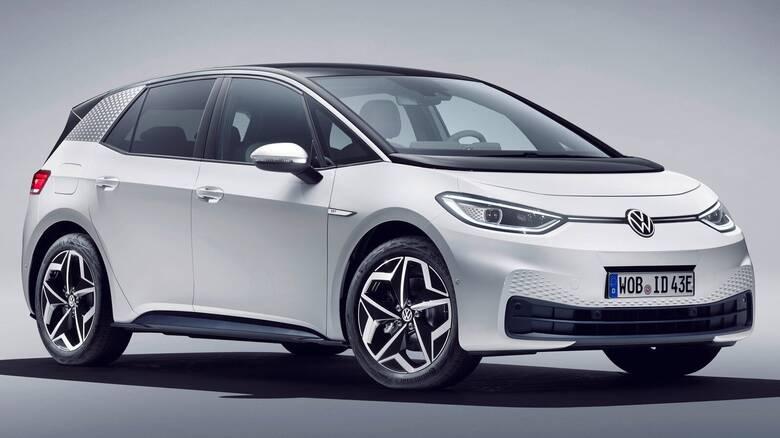 Το ID.1 θα είναι το νέο ηλεκτρικό αυτοκίνητο πόλης της VW με τιμή κάτω από 20.000 ευρώ