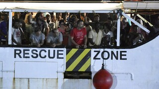 SOS από τον δήμαρχο της Λαμπεντούζα: Δεν μπορούμε να διαχειριστούμε τις αφίξεις μεταναστών