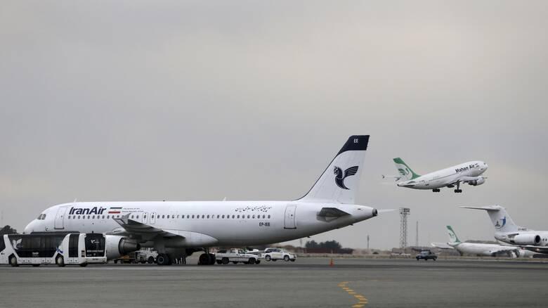 Οι επιβάτες του ιρανικού αεροσκάφους που παρενοχλήθηκε μπορούν να μηνύσουν τις ΗΠΑ