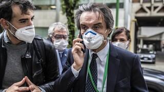 Ιταλία: Έρευνα για απάτη κατά την πανδημία - Σε απολογία ο περιφερειάρχης της Λομβαρδίας