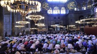 Οργή κεμαλιστών για την κατάρα κατά του Ατατούρκ στην Αγία Σοφία
