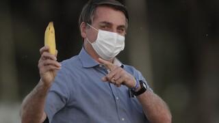 Μπολσονάρου: Αρνητικό βγήκε το τεστ για κορωνοϊό