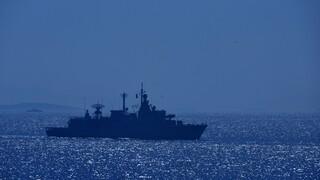 Ενδείξεις αποκλιμάκωσης: Αποχωρούν τουρκικά πολεμικά από το Αιγαίο