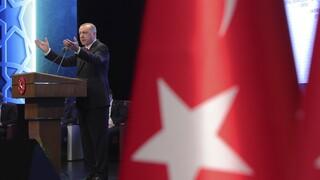 Ερντογάν: Εάν τολμάτε ελάτε να πληρώσετε το τίμημα, αλλιώς ξεκινήστε διαπραγματεύσεις