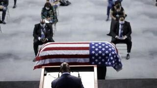 ΗΠΑ: Εκδηλώσεις στη μνήμη του πρωτοπόρου των ανθρωπίνων δικαιωμάτων, Τζον Λιούις