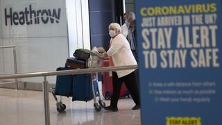 Ηνωμένο Βασίλειο: Σε καραντίνα όλοι οι ταξιδιώτες από την Ισπανία