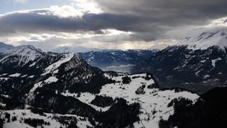 Συντριβή αεροσκάφους με τέσσερις νεκρούς στις Ελβετικές Άλπεις
