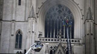 Γαλλία: Ομολόγησε ο ύποπτος για τον εμπρησμό στον καθεδρικό ναό της Νάντης
