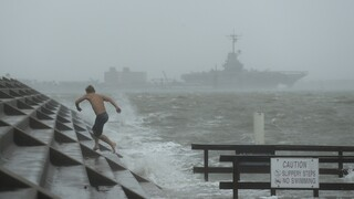 ΗΠΑ: Ο κυκλώνας Χάνα πλήττει το Τέξας και κατευθύνεται προς το Μεξικό