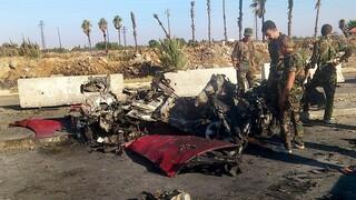Συρία: Μακελειό από έκρηξη βόμβας σε περιοχή που ελέγχεται από την Τουρκία
