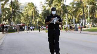 Κορωνοϊός: Συναγερμός στη Φλόριντα με πάνω από 9.000 κρούσματα σε μία ημέρα