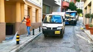 Δήμος Αθηναίων: Κυριακάτικες δράσεις καθαριότητας στην Πλάκα