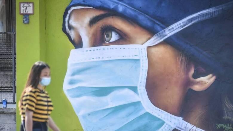 ΔΝΤ: Σε 15,5 τρισ. δολάρια το υγειονομικό κόστος του κορωνοϊού χωρίς τα μέτρα περιορισμού