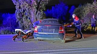 Έδεσσα: Νεκρός σε τροχαίο 48χρονος - Τέσσερα θύματα σε δύο 24ωρα