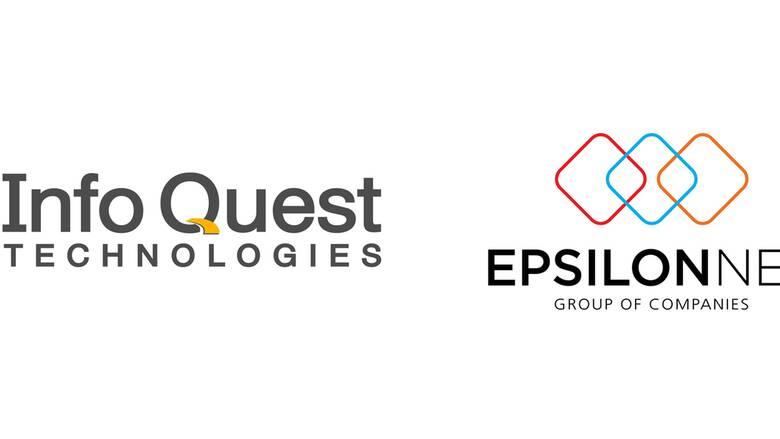 Συνεργασία Info Quest Technologies και Epsilon Net  για τη διάθεση της εφαρμογής Epsilon Smart