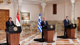 Η συμφωνία Ελλάδας-Αιγύπτου «κλειδί» για τις εξελίξεις στην Ανατολική Μεσόγειο