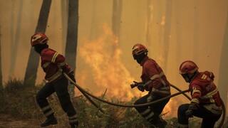 Υπό έλεγχο η φονική πυρκαγιά στην Πορτογαλία - Μόλις 21 ο νεκρός πυροσβέστης
