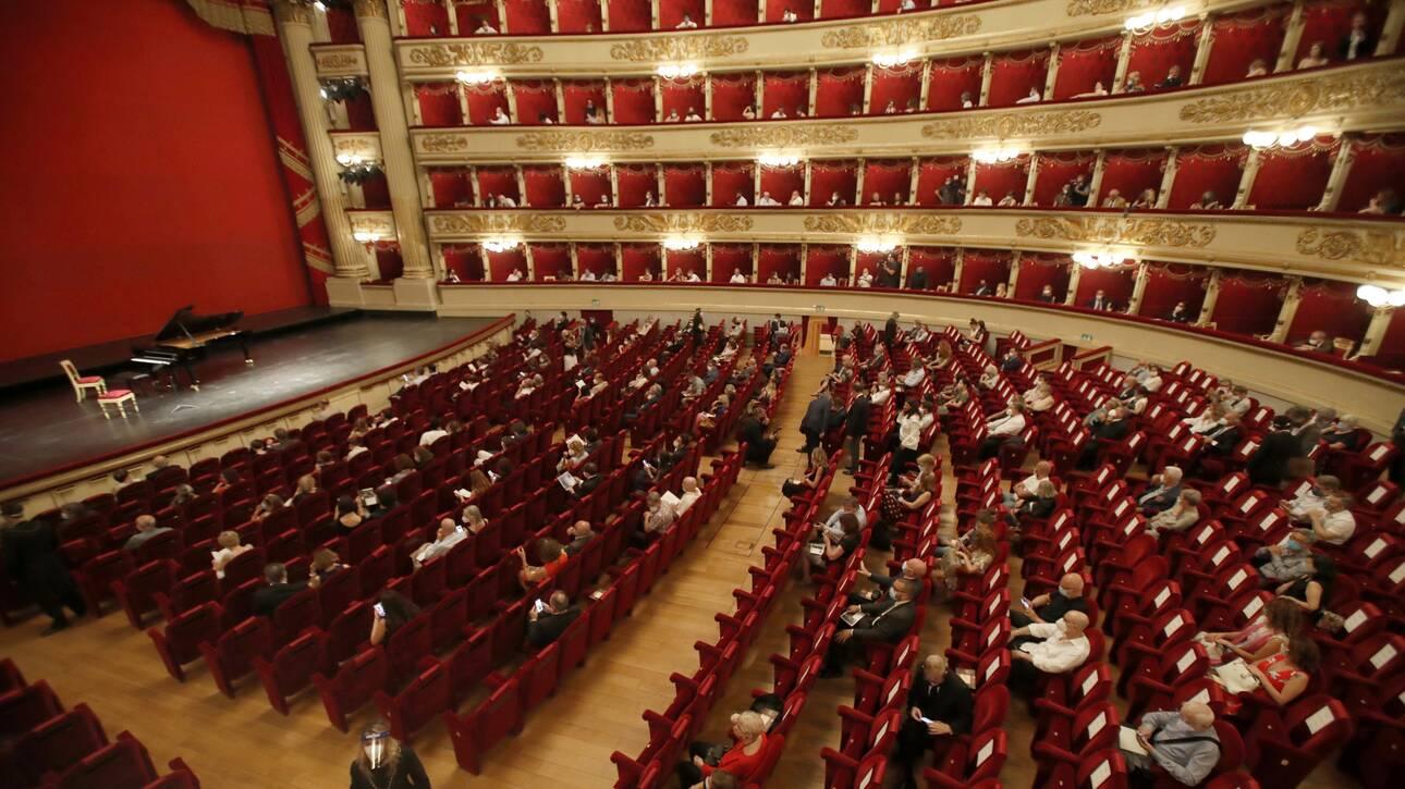 Ιταλία: Με το «Ρέκβιεμ του Βέρντι» ξεκινά στις 4 Σεπτεμβρίου η σεζόν στη Σκάλα του Μιλάνου