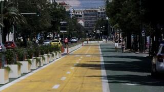 Μεγάλος Περίπατος της Αθήνας: Τι αλλάζει στην Πανεπιστημίου