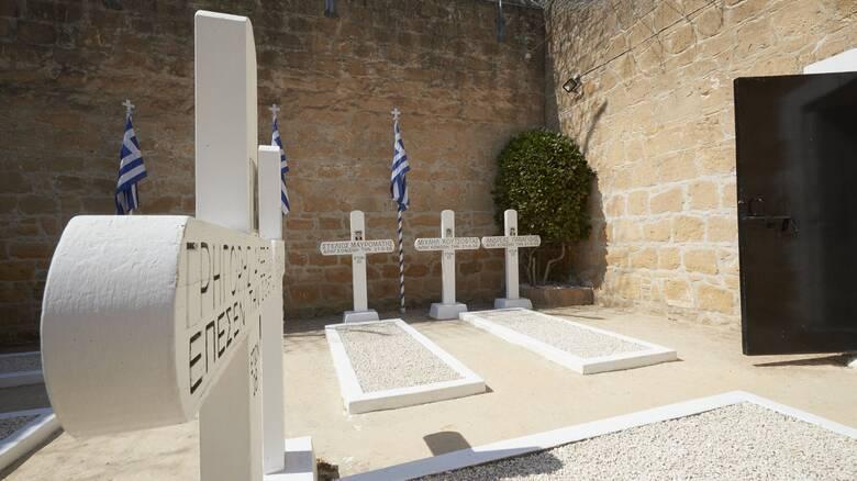 Ισόβια τιμητική σύνταξη σε όσους πολέμησαν στην Κύπρο