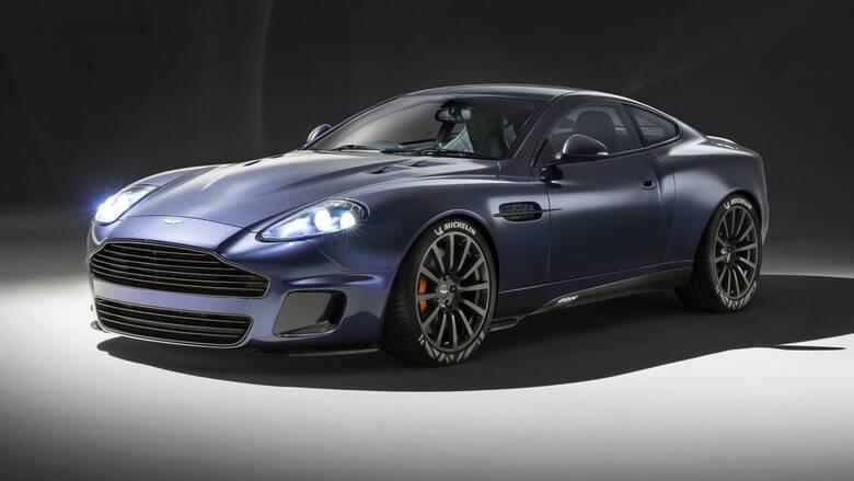 Η Vanquish είναι από τις εμβληματικές Aston Martin και η «25» αποδεικνύει τη διαχρονικότητά της