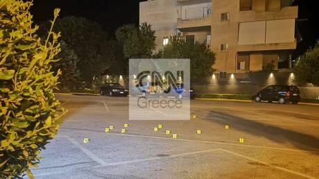 Ένας τραυματίας από πυροβολισμούς στη Βάρης-Κορωπίου