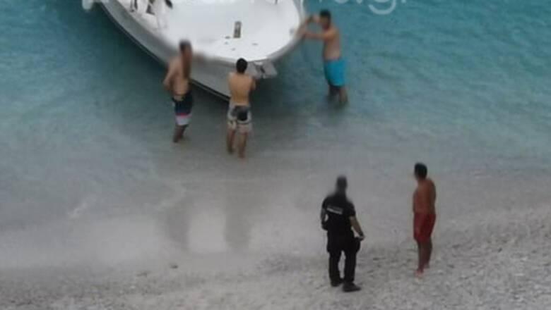 Χανιά: Τουρίστρια έπεσε σε βράχια στα Σεϊτάν Λιμάνια