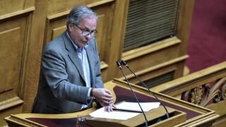 Την παραίτησή του από το Κεντρικό Συμβούλιο Υγείας ανακοίνωσε ο Μάρκου