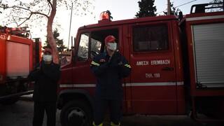 Πολιτική Προστασία: Πολύ υψηλός κίνδυνος πυρκαγιάς την Τετάρτη