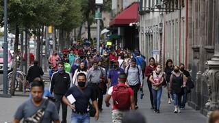 Μεξικό: Σε επίπεδα ρεκόρ τα κρούσματα κορωνοϊού