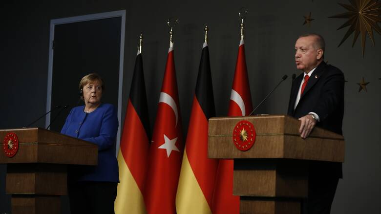 CNN Turk: Το χρονικό της ελληνοτουρκικής κρίσης και ο ρόλος της Μέρκελ