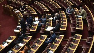 Χρήση μάσκας και στη Βουλή - Πότε θα είναι υποχρεωτική
