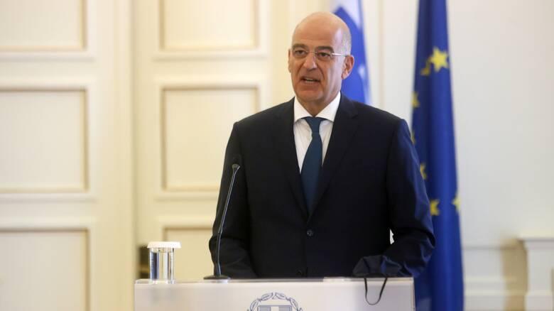 Δένδιας: Η Ελλάδα δεν συζητά ούτε υπό το κράτος απειλών ούτε προθεσμιών