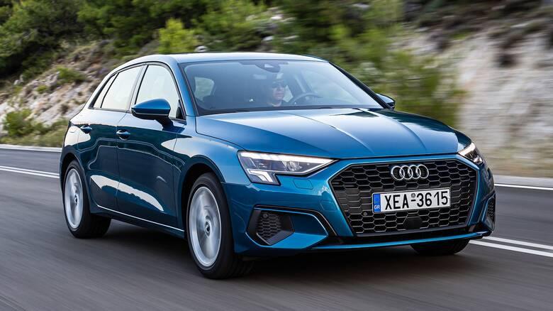 Tο νέο Audi A3 Sportback έχει στυλ και ποιότητα