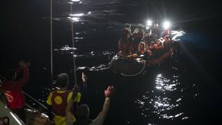 Ιταλία: 100 πρόσφυγες και μετανάστες διασώθηκαν απέναντι από τις ακτές της Λιβύης