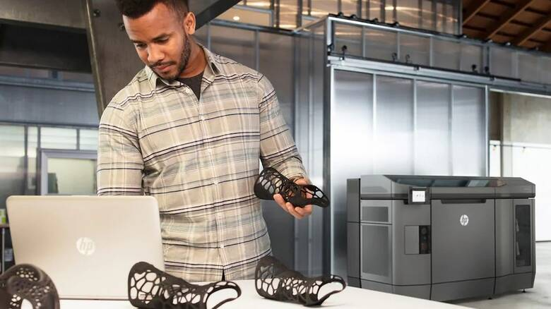 HP: φέρνει λύσεις 3D εκτύπωσης στην ελληνική αγορά
