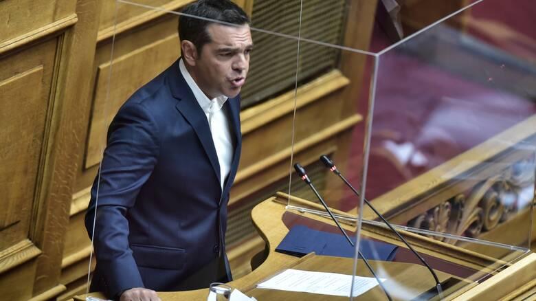 Τσίπρας στη Βουλή: Να έρθει η έκθεση Πισσαρίδη στην Ολομέλεια για συζήτηση
