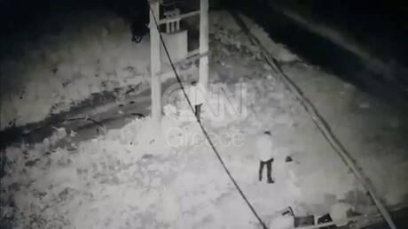 Βίντεο - ντοκουμέντο από τη δράση της συμμορίας που έκλεβε μετασχηματιστές