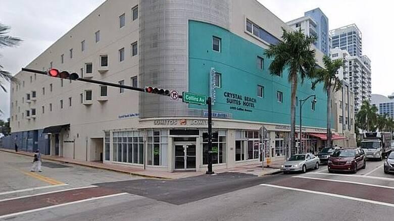 Κορωνοϊός: Άνοιξε πυρ σε ξενοδοχείο στο Μαϊάμι επειδή τουρίστες δεν τηρούσαν τις αποστάσεις
