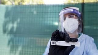 Κορωνοϊός - Ουκρανία: Ανησυχία για τα ιδιαίτερα αυξημένα κρούσματα στη χώρα