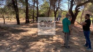 Βαρυμπόμπη: Οι πρώτες εικόνες από το σημείο της τραγωδίας