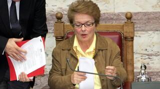 Πέθανε η πρώην βουλευτής του ΚΚΕ Βέρα Νικολαΐδου