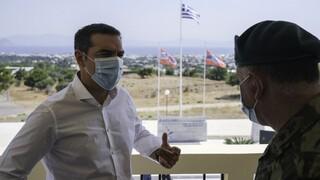 Τσίπρας: Μόνη διαφορά με την Τουρκία η υφαλοκρηπίδα, δεν υπάρχουν γκρίζες ζώνες στο Αιγαίο