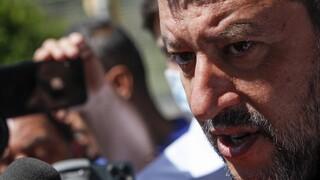 Ιταλία: Πιθανή η παραπομπή Σαλβίνι σε δίκη για το Open Arms