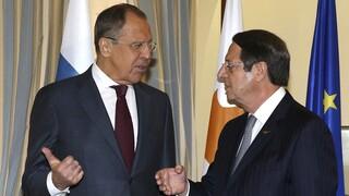 Διπλωματικός πυρετός στην Κύπρο: Στη Λευκωσία ο Λαβρόφ στις 8 Σεπτεμβρίου