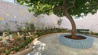Δήμος Αθηναίων: Ένα νέο πάρκο-τσέπης (pocket park) στην Άνω Κυψέλη