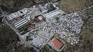 Διαψεύδονται τα περί κατασκευής νέας δομής στη Μόρια